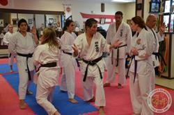 Click to view album: 2nd Int'l Kodokai Orlando Karate-Do Seminar at Keiko Shin Academy